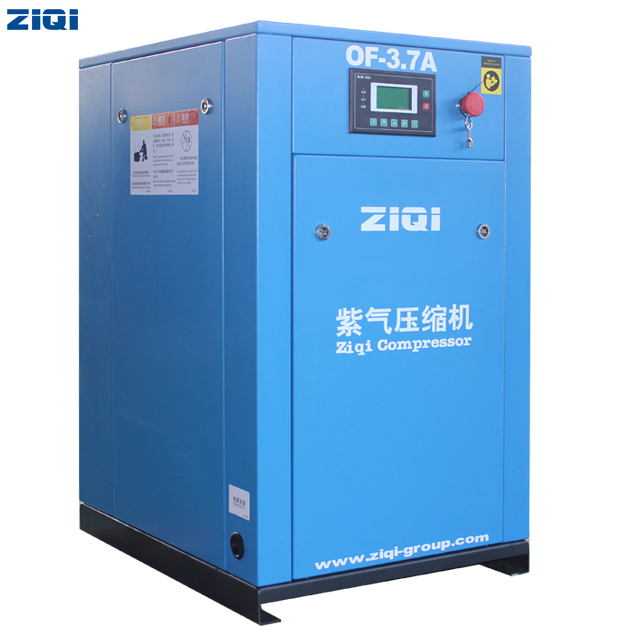 2.2~30kw Oil-free Scroll Air Compressor