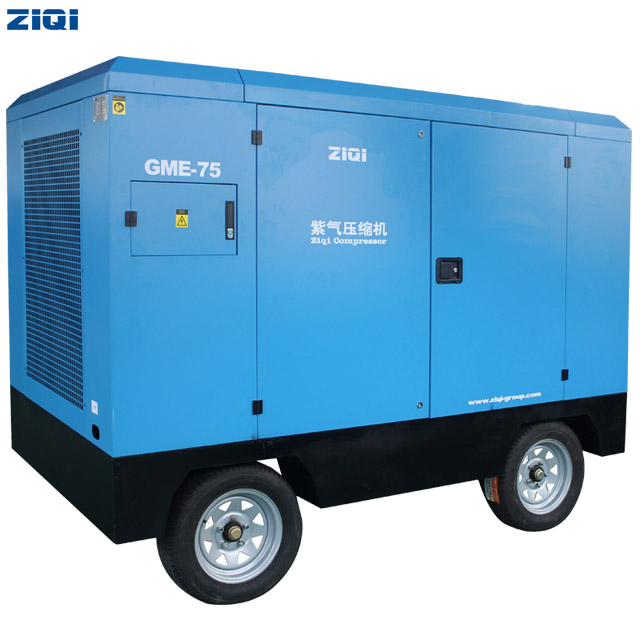 22~185kw Electric Portable Air Compressor